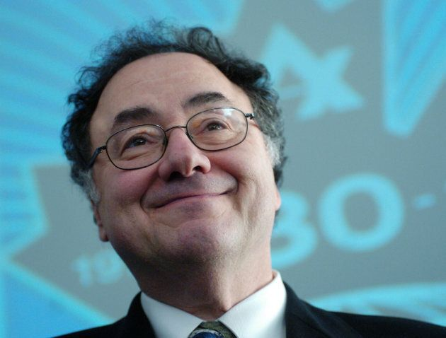 File photo of Barry Sherman. The Apotex founder and his wife Honey were found dead in their Toronto home...