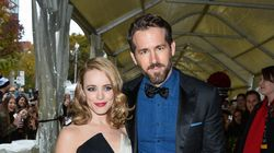 Ryan Reynolds, Rachel McAdams Inducted Into Canada's Walk Of