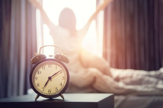 Getting Out Of Bed Is Hard. Here Are 7 Ways To Make It