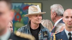 Gord Downie Named Newsmaker Of The Year For 2nd Year In A