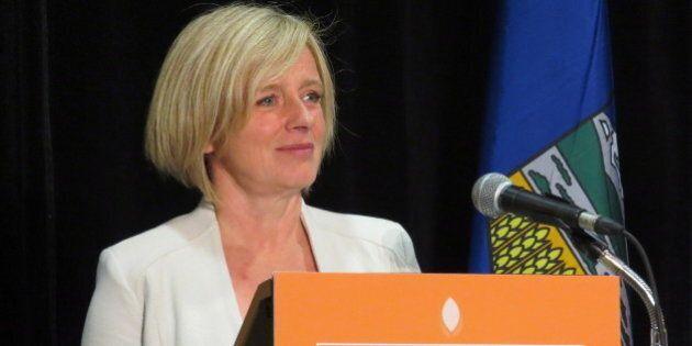 Rachel Notley Wins Alberta NDP