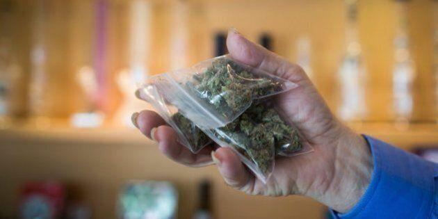 Marijuana Dispensaries In B.C. Have An Image