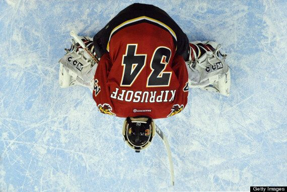 29 Signs You're A Calgary Flames