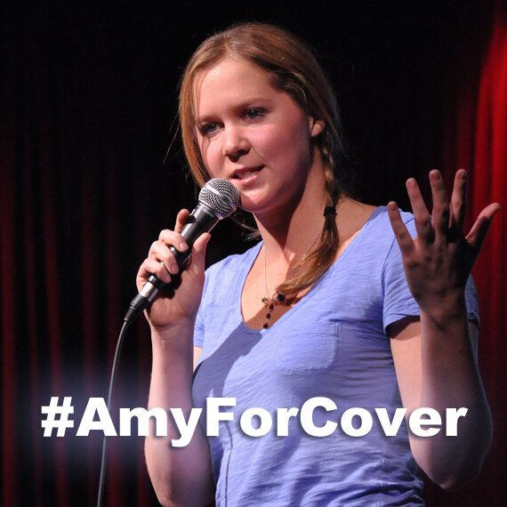 Why Amy Schumer Should Be on the Cover of a Fashion