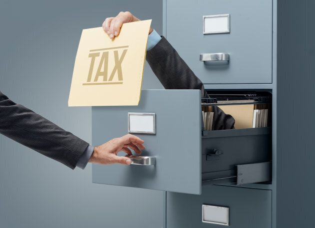 Here's How To Ring In The New Year With Your Taxes In