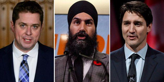 HuffPost Canada Politics' 2017 News Quiz Is