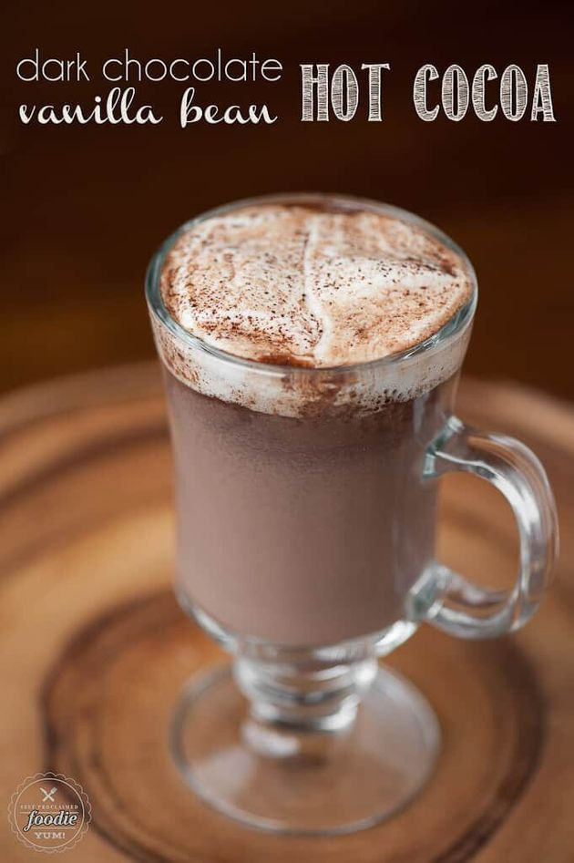 20 Decadent Hot Chocolate Recipes To Get You Through