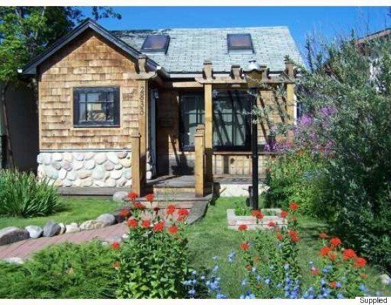 Calgary Century Home Is A Rare Gem In An Area Of