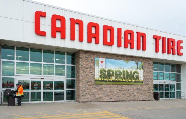 A Toronto-area Canadian