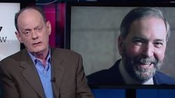 Rex Murphy: Canada Is Having A Mulcair