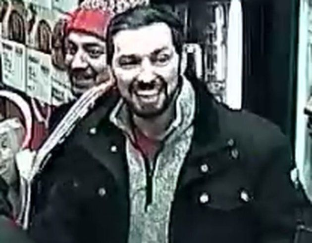 This man is wanted by Toronto police for aggravated
