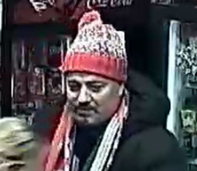 Toronto police are seeking information about this man's identity and