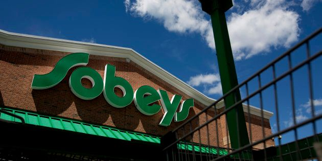 A Sobeys Inc. grocery store stands in Toronto,