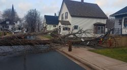 Massive Storms Bring Power Outages To Atlantic Canadians'