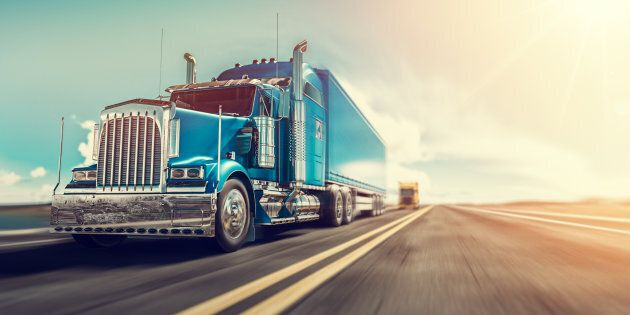 Driverless Trucks Could Be Hitting The Road Soon In