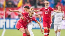 Team Canada Settles For A Draw -- Under A