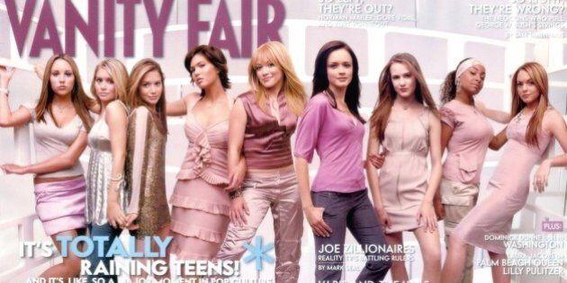 Evan Rachel Wood 'Felt Like Meat' During Vanity Fair Cover