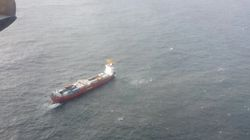 DEVELOPING: Fuel-Laden Container Ship Adrift Off B.C.