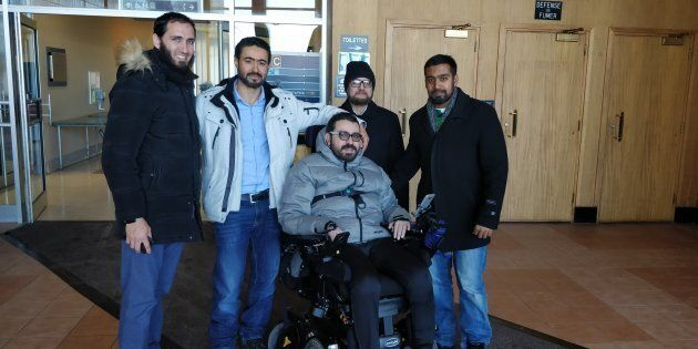 Quebec City Mosque Shooting: Canadians Raise Nearly $200,000 In 10 Days For Aymen