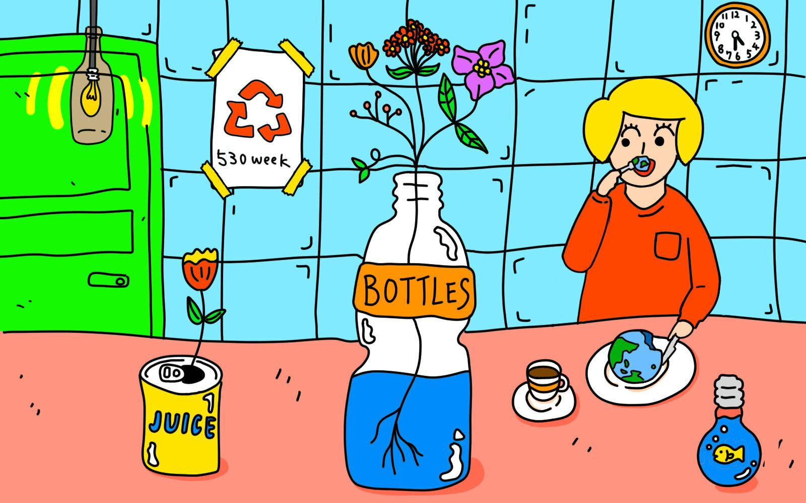 「循環型経済」を5月30日(ごみゼロの日)に学ぼう。廃棄物を価値あるものに変えるなど、環境負荷を減らす社会へ
