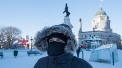 Good Luck, Canada. It's Currently Colder Than Both The North And South