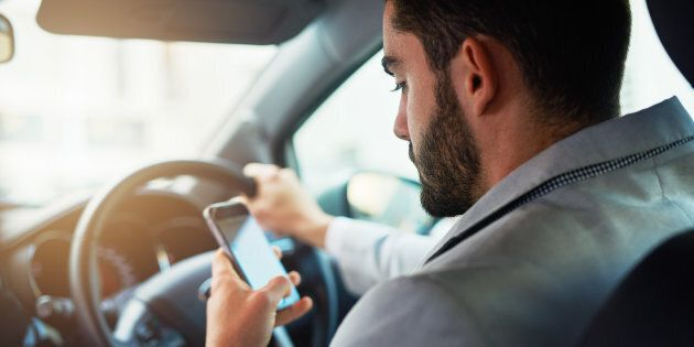 Texting And Driving Is Getting Worse Despite Crackdowns: CAA