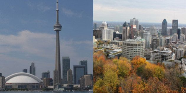 Toronto And Montreal Are The Best Cities To Live In, According To The