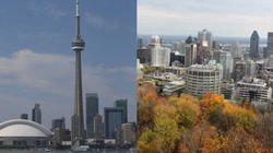 These Canadian Cities Are Ranked Best In The