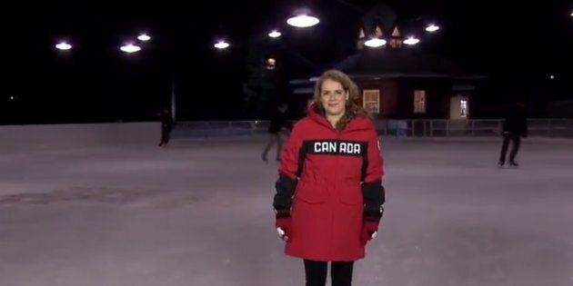 Gov. Gen. Julie Payette Tells Canadians To 'Get Active' In Informal New Years