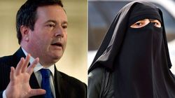 Kenney Defends Niqab Ban At Citizenship