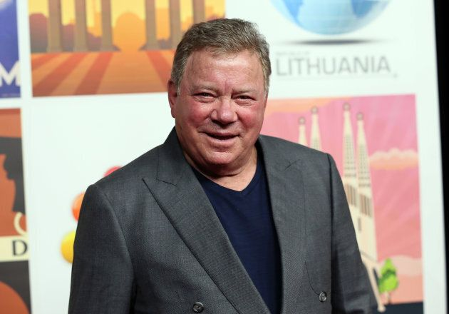 William Shatner attends the premiere of NBC's