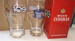 Molson Recalls Collectible NHL Glasses After Reports Of
