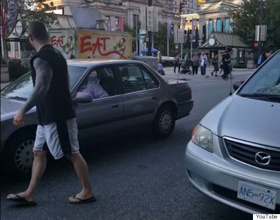 Vancouver Driver Chokes Another In Suspected Road Rage