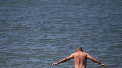 Nude Kelowna Sunbather Faces Criminal