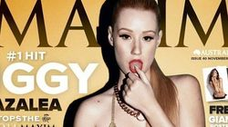 Iggy Azalea Is Angry Over Maxim