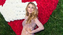 LOOK: Blake Lively Shows Off Baby Bump On The Red