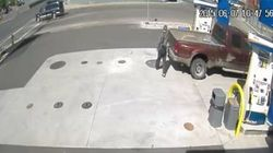 Charges Laid In Calgary Gas Station Hit And Run