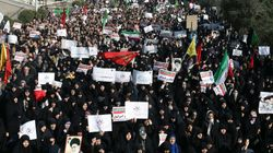 Iran Says Protesters Will Be Punished As Deadly Clashes