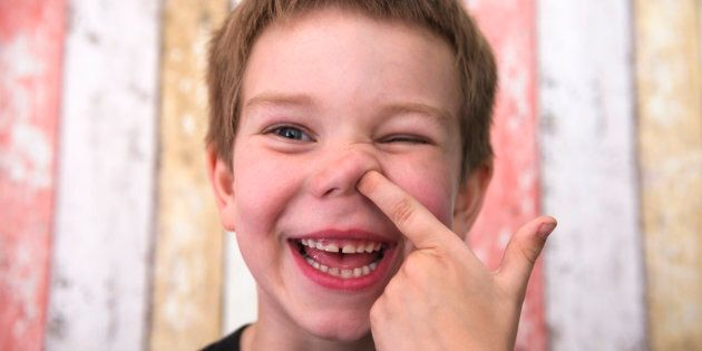 Poop, Booger Jokes Make Doctor Visits Less Scary For Kids, Says