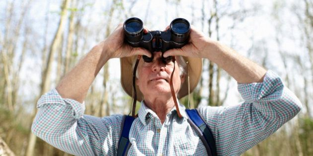 Revenue Canada Targets Birdwatchers For Political