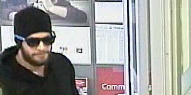 Serial Robber Took 8 Banks In 8 Weeks Across Western Canada: