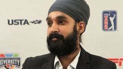 Young Sikh Professor Is Happy To Stand Out As Much As