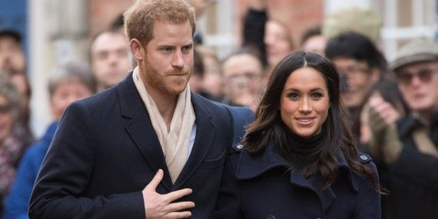 Meghan Markle To Reportedly Have A Maid Of Honour In Her Wedding To Prince