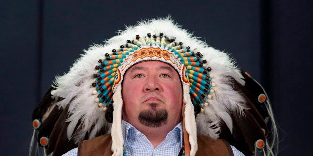 Former Manitoba Grand Chief Derek Nepinak has filed a lawsuit against some of Canada's major