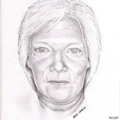 Edna Bette-Jean Masters Sketch May Bring Clues To B.C. Toddler's 1960