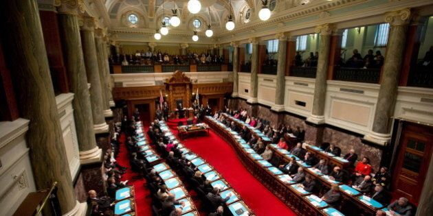 We Can't Change B.C. Government's Choices, But We Can Recall