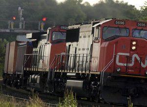 Cn Train Derailment | HuffPost Canada