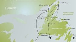 This Tour Company Needs A Newfoundland Geography Lesson.