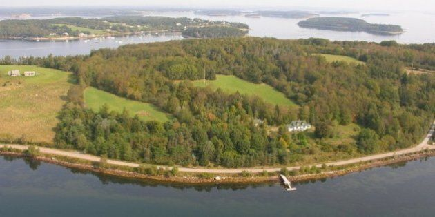 This Off-The-Grid Nova Scotia Home Is A Lesson In Green