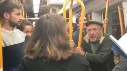 La extraña situación grabada en el Metro de Madrid que lleva 10 millones de